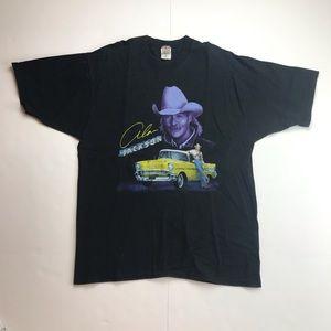Vintage 1996 Allen Jackson Concert Tour T-Shirt